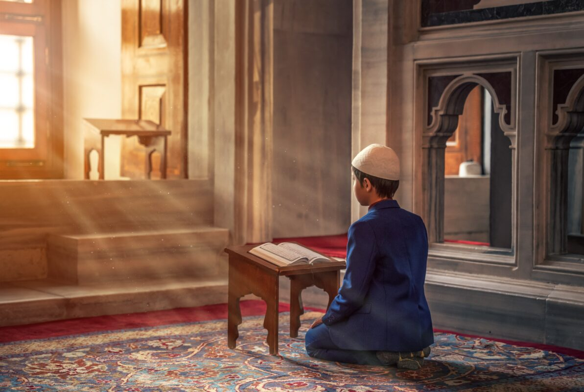 How to learn Quran with Tajwid online?