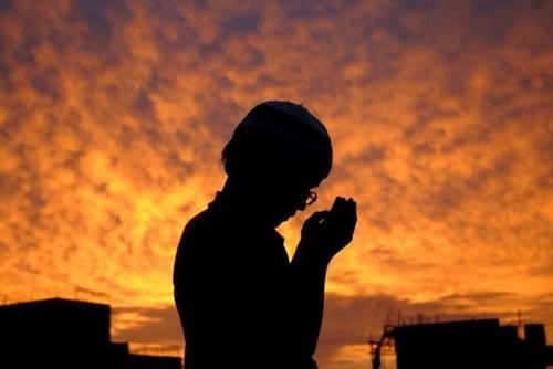 Supplication in islam