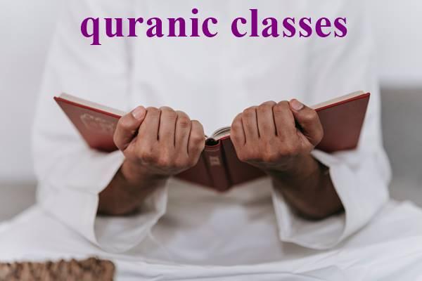 quranic classes