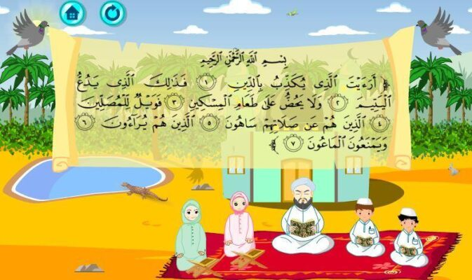 Best apps for learning Quran for kids