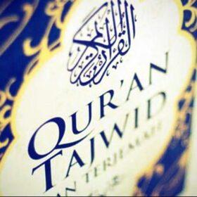 Quran Tajweed rules