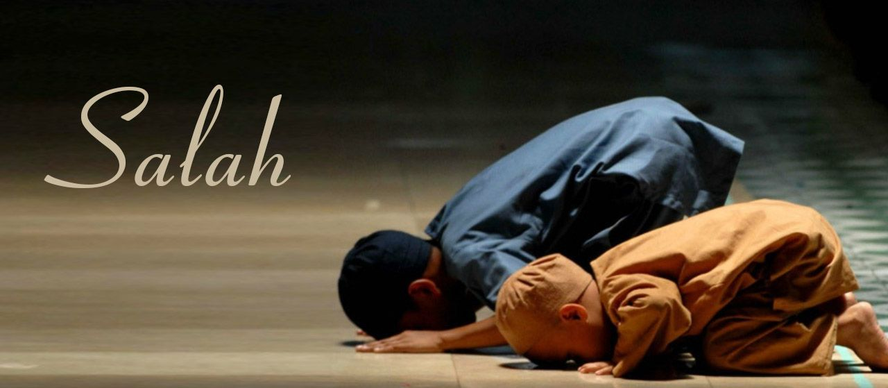 How to pray in Islam for kids