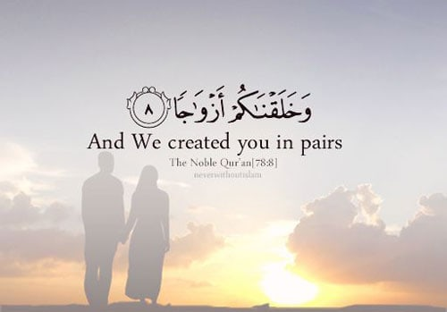 Marriage in Quran